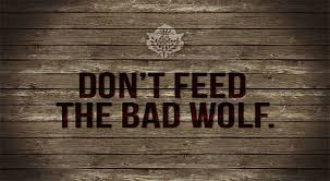 Are You ​Feeding the Right Wolf?